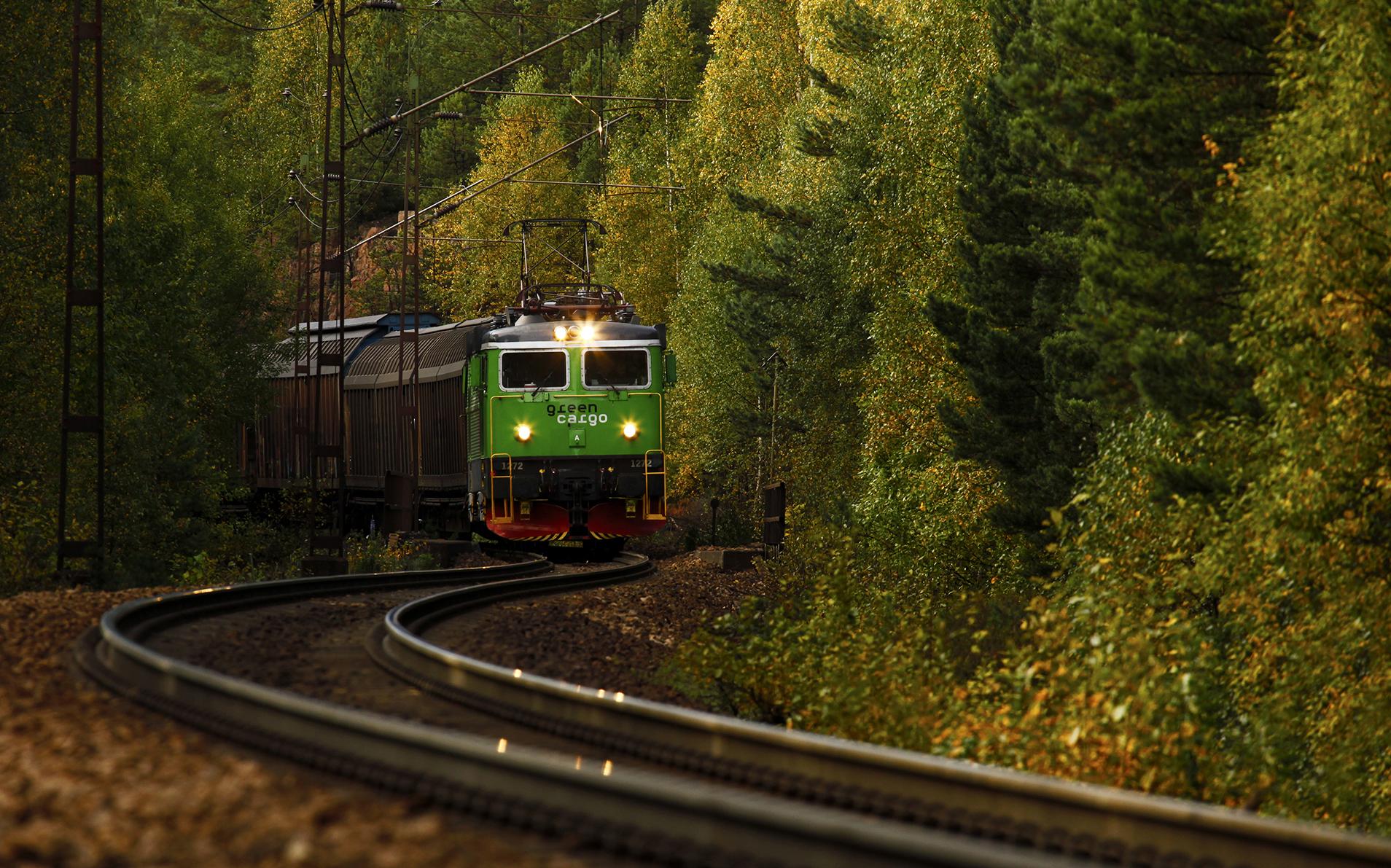 Tåg Geen Cargo